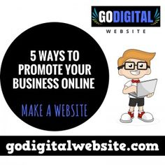 5 most common ways to promote your business online. Learn why the internet has joined with the best marketing platforms to market any business. Professional Web Design, Marketing Budget, Most Common, Marketing Consultant, Promote Your Business, 5 Ways, Internet Marketing, Online Business, Budgeting