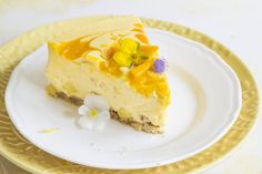 This No-Bake Mango Cheesecake is a refreshing summer dessert loaded with mangoes. A mango lover's paradise. Recipe with a how-to video.
