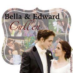 Bella and Edward - @trulytwilight