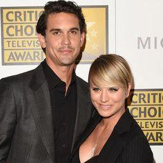 Sad news for Kaley Cuoco and her husband