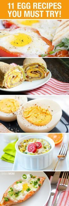 Egg-tastic recipes that your entire family will love!