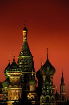 Moscow   - Explore the World with Travel Nerd Nici, one Country at a Time. http://TravelNerdNici.com