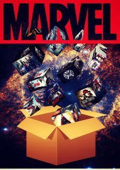 Marvel, picoftheday, and photooftheday image