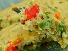 torta-de-farinha-de-milho-e-abobrinha