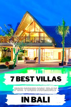 Find the perfect place to stay in Bali. This video will give you our 7 top villas in bali for your dream holiday - for an average budged. Your Perfect, Perfect Place, Luxury Villa, Villas, Travel Guide, Bali, Travel Destinations, Dreaming Of You, Places