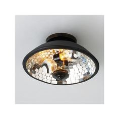 Mosaic Mirror Bowl Ceiling Light SHADES