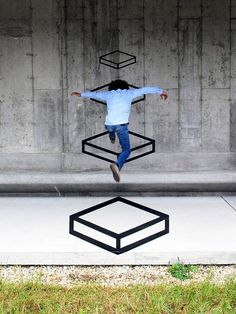 Aakash-Nihalani-geometrical-street-art-11 More at http://atechpoint.com/ #tech #atechpoint
