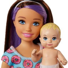 Barbie Skipper Babysitters Inc. Doll and Playset | FHY98 | Barbie