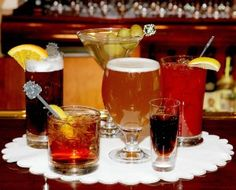 Alcoholic beverages are consumed for a number of reasons to serve various purposes at an individual or societal level.