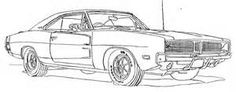muscle cars coloring pages - Bing Images