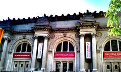 Metropolitan Museum of Art, NYC 34 Street, Metropolitan Museum, Museums, New York City, Wanderlust, Nyc, Strong, Mansions, House Styles