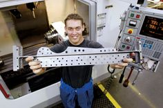Haas CNC Machines Used in Re-engineering of Vintage Aerospace Parts