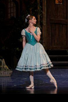 "Evgenia Obratzova in ""Giselle"" (Bolshoi Ballet). Photo by Marc Haegeman"