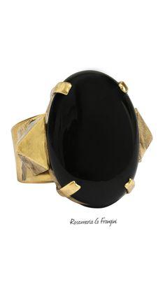 Rosamaria G Frangini | High Black Jewellery |