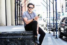 Casey Neistat's Beme Is a Social App That Aims to Replace Illusions With Reality - The New York Times