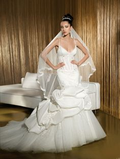 DEMETRIOS GR202 from BridalGown.NET $1,760