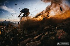 Shred the trail - 2013 Photo of the Year Launches - VOTE NOW! - Pinkbike