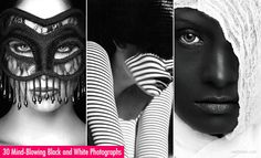 Black and White Pictures: Black and white, often abbreviated B/W or B&W, is a term referring to a number of monochrome forms in visual arts. They combine black and white in a continuum producing a
