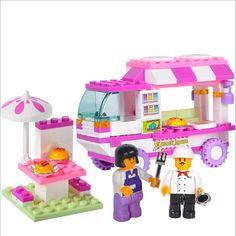 102pcs/set Kids Educational Toy DIY Model Building Blocks