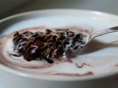 Pulut Hitam (Black Rice Pudding with Coconut Milk)