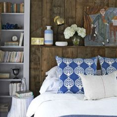 Get inspired with dozens of bedroom decorating ideas.
