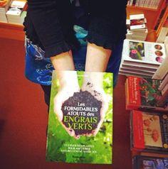 """Renaud, """"Les formidables atouts des engrais verts"""" #rustica #gwalarn #bookface"""