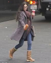 Demi Moore - Sven Clog Boots Shop Here: https://www.svensclogs.com/clog-boots.html