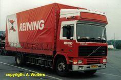 Volvo F 12 III 4x2 eurotrotter van Reining in Groningen