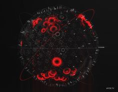 Enders Game Formic Sphere by Jayse Hansen. Interface Design, User Interface, Map Design, Graphic Design, Ender's Game, Ui Elements, Ui Inspiration, Illustrations Posters, Design Illustrations