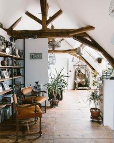 Modern Bohemian Space