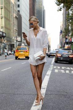 Streets of New York - Street Chic - Fashion - VOGUE Nederland