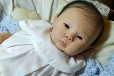 Asian Reborn Baby Dolls | Reborn-Doll-OOAK-Fake-Baby-Large-Asian-Japan-Boy-Mae-Faber-sculpt-now ...