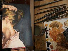paint me a portrait.