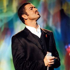 George Michael. My hero :')