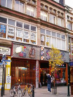 Pop Boutique, Oldham Street, Manchester.