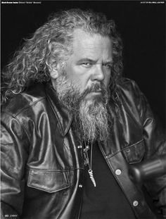 "Mark ""Bobbie"" Boone, Jr.   SOA SONS OF ANARCHY SAMCRO photo by: Jack Guy"