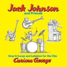 Sing-A-Longs And Lullabies For The Film Curious George [LP], 2016 Amazon Hot New Releases Children's Music  #Music