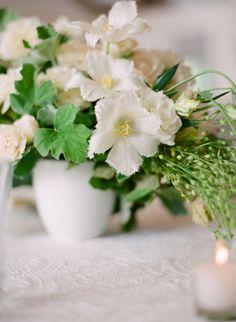 white flowers via flowerwild