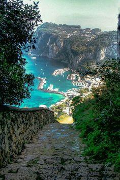 Ana Capri Isle of Capri