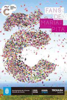 Fiestas María Pita 2013