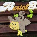 Név, felirat nagy figurával - hungarocell, nikecell, polisztirol- 7 betű, Baba-mama-gyerek, Dekoráció, Otthon, lakberendezés, Gyerekszoba, Meska Charlie Brown, Diy, Character, Bricolage, Do It Yourself, Homemade, Lettering, Diys, Crafting