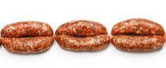Hjemmelaget elgpølse Cooking Games, Sausage, Bacon, Meat, Food, Sausages, Essen, Meals, Yemek