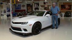 2014 Camaro Z28 Test Drive Review by Jay Leno - Motorward