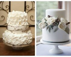 Image result for nature wedding cakes