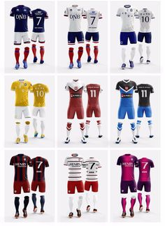 Team football jersey sublimated soccer jersey 3350aa7c2
