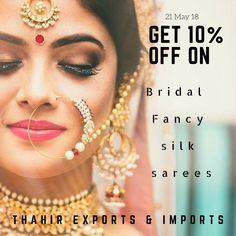thahirexim.blogspot.com  to get update on silk sarees whatapp +91 9566704441