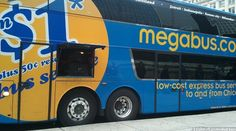 How to Rack Up Mega-Savings on the Megabus Express Bus, Chartered Bus, Social Campaign, Money Talks, Transportation Services, Dory, Vacation Trips, Buses, Travel