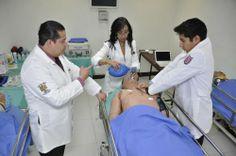 Alberga IPN centro de entrenamiento internacional para reanimación cardiopulmonar
