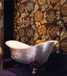 Sicis mosaic Bath tub