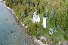 Northern Michigan In Focus Old Presque Isle Lighthouse